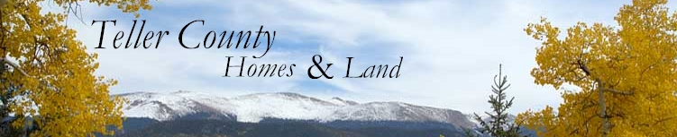 Teller County Homes and Land